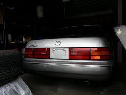 1996 lexus ls400 warning lights new