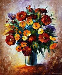 Flower Vase Painting Ideas Flowers Paintings Top 25 Best Acrylic Painting Flowers Ideas On
