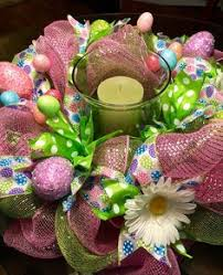 Youtube Easter Table Decorations by How To Make An Easter Centerpiece Tutorial Thanks For Watching