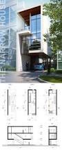 apartments urban house plans modern urban house design small