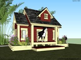Dog House Floor Plans Dh301 How To Build An Insulated Dog House Dog House Plans