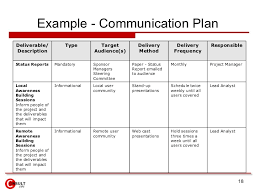 templates for business communication communication plan exle template business regarding sle