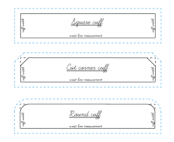 sewing glossary how to draft and sew a sleeve placket with cuff