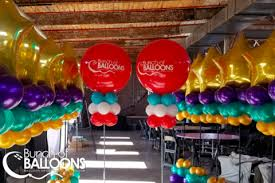 balloon delivery bronx ny bunch of balloons nyc balloon decor styling installations