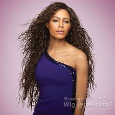 partial sew in hairstyles for synthetic hair sensationnel synthetic half wig instant weave tuscany futura