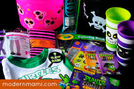 halloween gift baskets for kids simple yet fun idea for