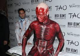 Anatomy Halloween Costumes Human Anatomy Costume Delivermethis Uk