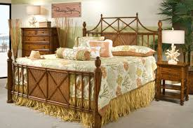 Panama Jack Collections  Island Breeze Palmetto Home - Bedroom island