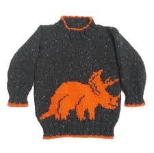 Knitting Pattern Dinosaur Jumper | 11 dinosaur knitting patterns knitting patterns sweater knitting
