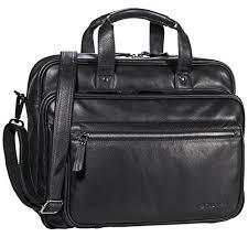 serviette de bureau pour homme stilord walt sac d affaires en cuir cartable de professeur sac d