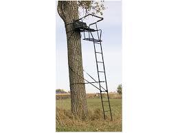 big treestands the big buddy ladder treestand mpn cr4800 s