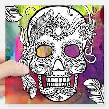 sugar skull designs gifts merchandise sugar skull designs gift