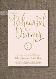 diy rehearsal dinner invitations blush pink gold rehearsal dinner invitation gold glitter pastel