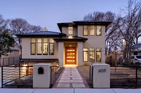 Architectural Home Styles The Most White Modern House Architecture In European With Amazing