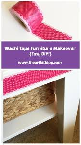 Washi Tape What Is It Easy Diy Washi Tape Decorated Light Switch Plates