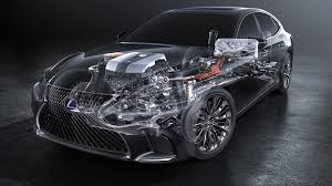 lexus ls lsh vwvortex com new gen 2018 lexus ls flagship sedan revealed