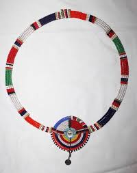 beaded collar necklace jewelry images 58 best ethnic tribal maasai beaded necklaces images jpg