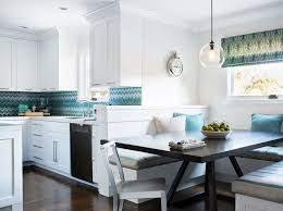 Contemporary Kitchen Backsplash Blue Kitchen Backsplash Contemporary Kitchen To Obviously Jute
