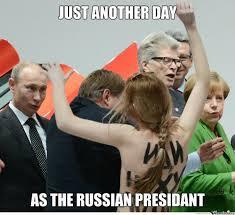 Putin Memes - girlsonpolitics my favourite vladimir putin memes