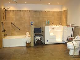 universal design bathrooms home bathroom modifications for seniors handicappedbathrooms