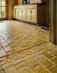 Kitchen Floor Tile Ideas With Oak Cabinets Kitchen Floor Tile Ideas With Oak Cabinets Built In Ovens Brown