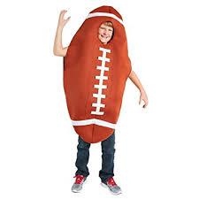 Boys Football Halloween Costumes Amazon Kids Football Costume Clothing