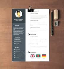 free minimal resume psd template free professional modern resume template word free download 28 minimal