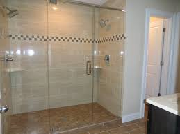 Stall Shower Door by Double Shower Stall Showers Decoration