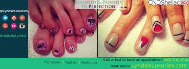nail salon san diego lyndsis luxuries manicures and pedicures
