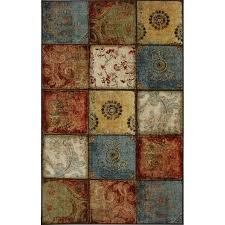 Patchwork Area Rug Shop Mohawk Home Yellow Springs Patchwork Indoor Inspirational