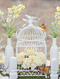 Decorative Bird Cages For Centerpieces by 197 Best Bird Cages Images On Pinterest Birdcage Decor Bird