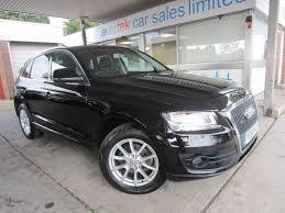 Audi Q5 Diesel - used black audi q5 for sale surrey