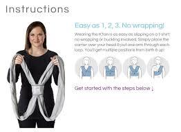 katan wrap baby k guide