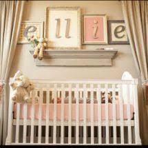 Baby Name Decor For Nursery 195 Best Pink And Gold Nursery Images On Pinterest Baby Room