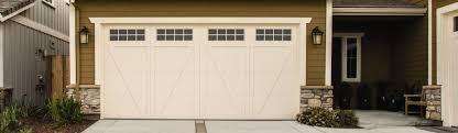 Painting Aluminum Garage Doors by Carriage House Steel Garage Doors 6600