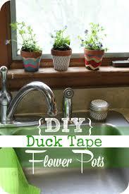 personalized flower pot diy duck flower pots