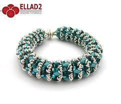 bracelet bead pattern images O caribbean bracelet beading patterns and tutorials jpg