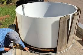 Wood Fired Bathtub Wood Fired Tub Renovation U2014 No Leak Liner The Backcountry