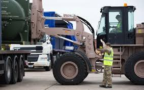 air force vehicle operations royal air force will deploy to romania