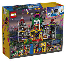 black friday lego 2017 the lego batman movie the joker manor 70922 officially announced