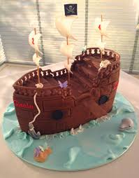 pirate ship cake 3d pirate ship cake burnt butter cakes
