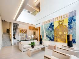 an art collector u0027s 14 5m west village carriage house is both