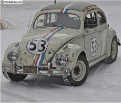 volkswagen beetle white 2016 volkswagen beetle from herbie film for sale u2013 news u2013 car and