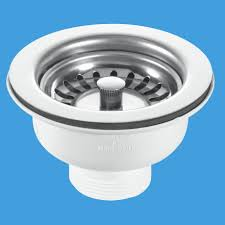 kitchen sink wastes mcalpine kitchen sink stainless steel basket strainer waste