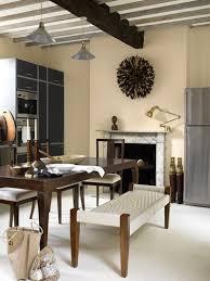 peindre mur cuisine couleur mur cuisine idee peinture salon cuisine ouverte