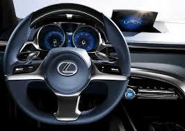 lexus hatchback models lexus lf ch hatchback concept unveiled autoevolution