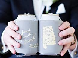koozies for wedding outdoor alabama summer wedding toni trentthe sonnet house