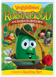 veggietales robin and his not so merry dvd giveaway