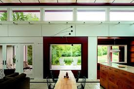 napa kitchen island modern dining room with european cabinets by marvin windows and