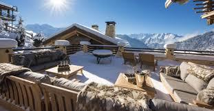Chalet Designs by Chouqui Ski Verbier Luxury Ski Chalets
